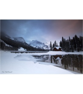 Wonderland Hivernal au Canada